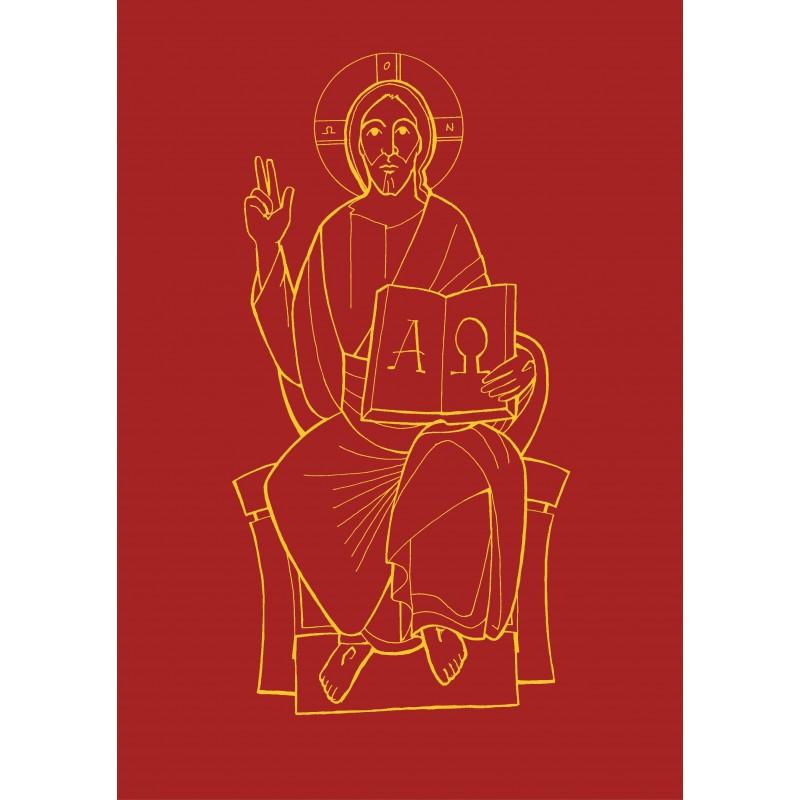 Evangeliário (dourado)