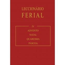 Leccionário Ferial (IV): Advento, Natal, Quaresma e Páscoa