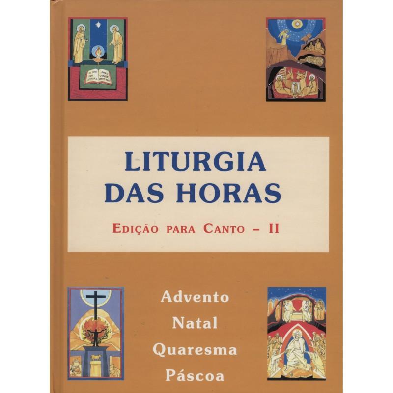 Liturgia das Horas – Edição para canto – II