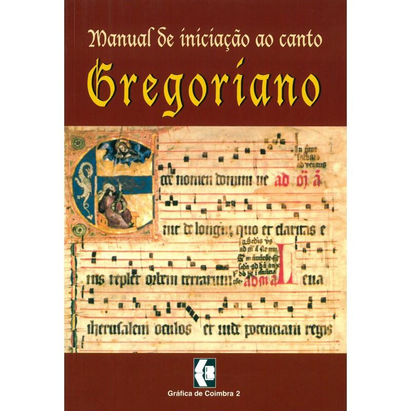 Manual de iniciação ao canto gregoriano