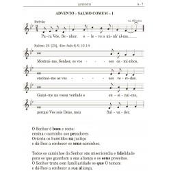 Cantai Salmos ao Senhor