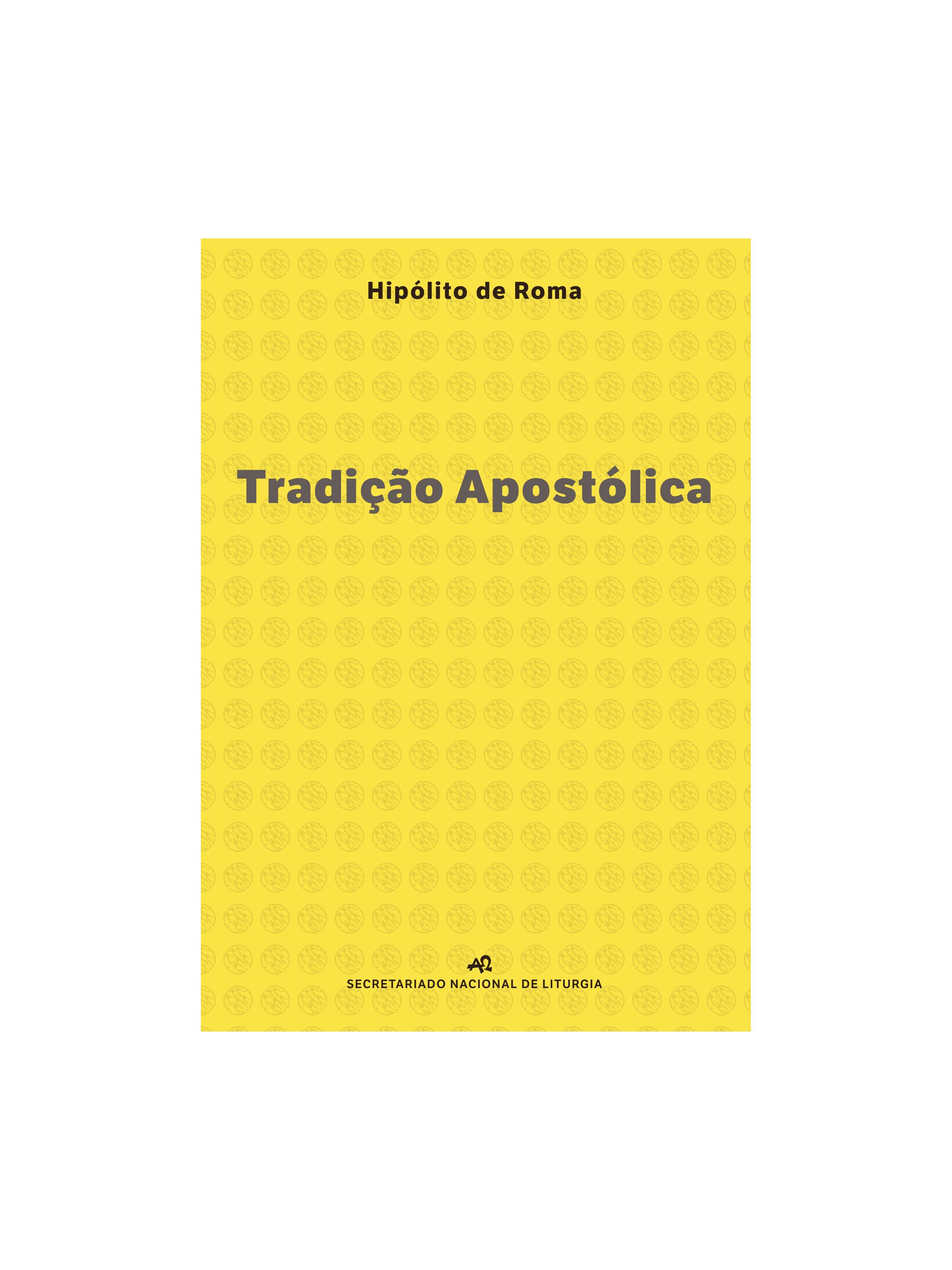 Tradição Apostólica