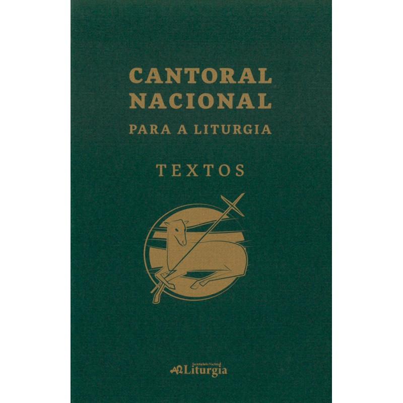 Cantoral Nacional para a Liturgia - TEXTOS