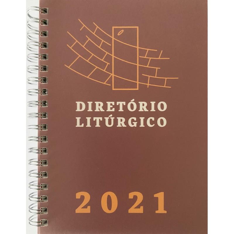 Diretório Litúrgico 2021 com argolas