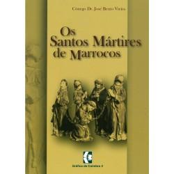 Os santos mártires de marrocos