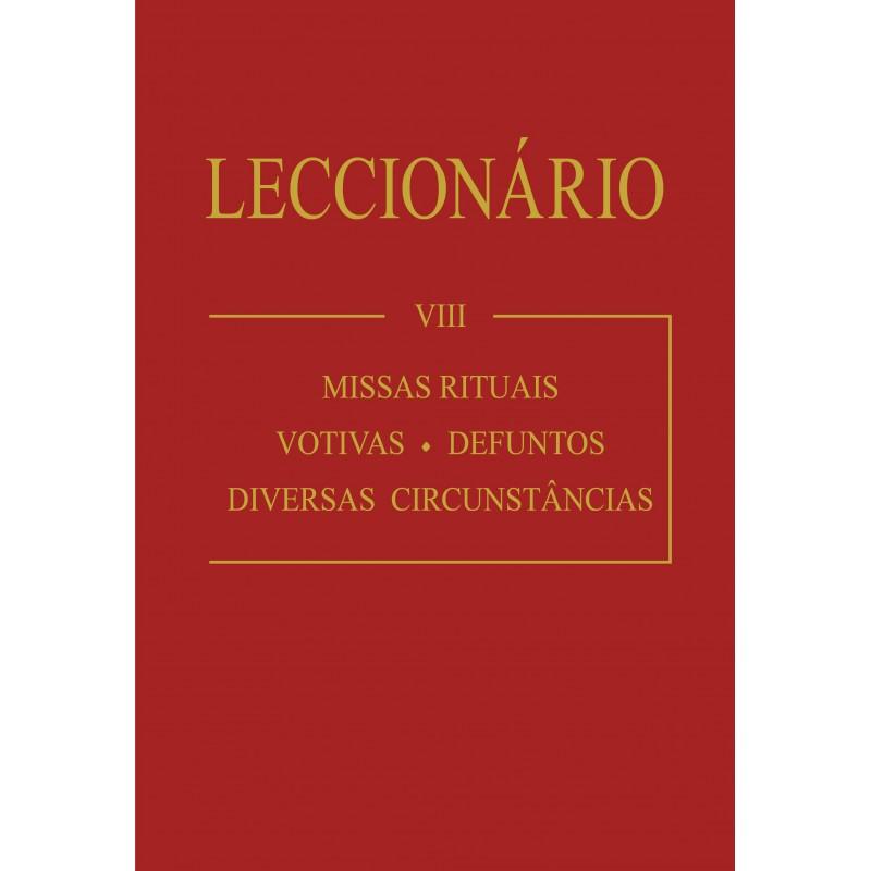 Leccionário Missas rituais, votivas e outras (VIII)