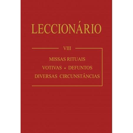 Leccionário Missas rituais, votivas e outras (VIII) (ESGOTADO)