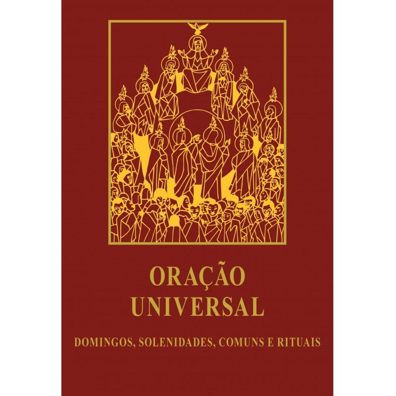 Oração Universal – Domingos, Solenidades, Comuns e Rituais