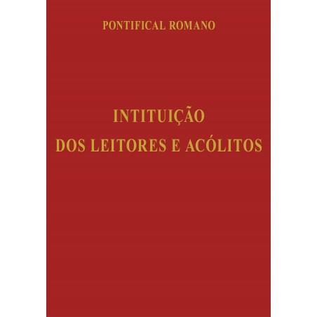 Instituição dos Leitores e Acólitos