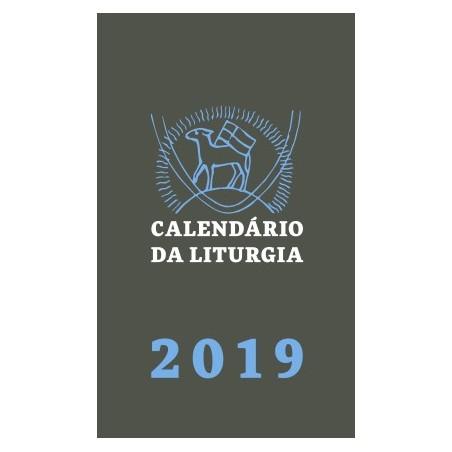 Calendário da Liturgia 2019